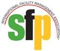 Sustainability facility professional logo